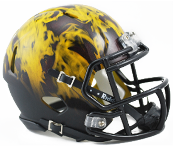 Arizona State Sun Devils NCAA Mini Speed Flame