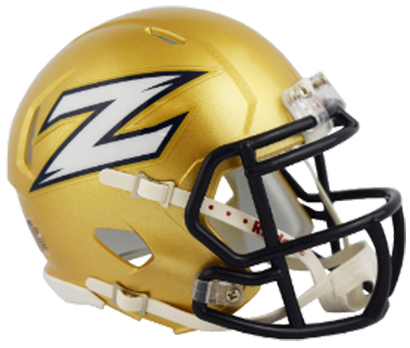 Akron Zips NCAA Mini Speed 2018