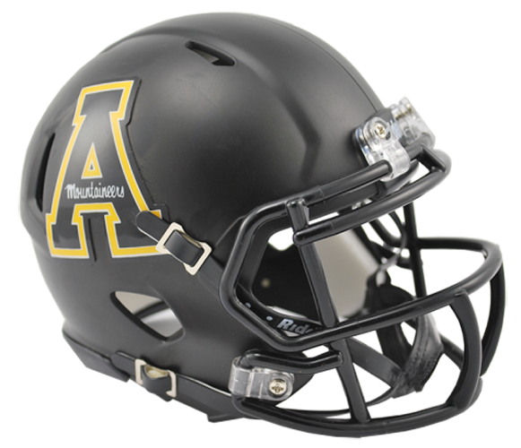 Appalachian State Mountaineers NCAA Mini Speed