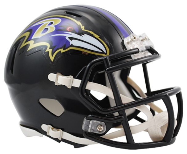 Baltimore Ravens NFL Mini Speed