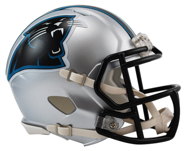 Carolina Panthers NFL Mini Speed