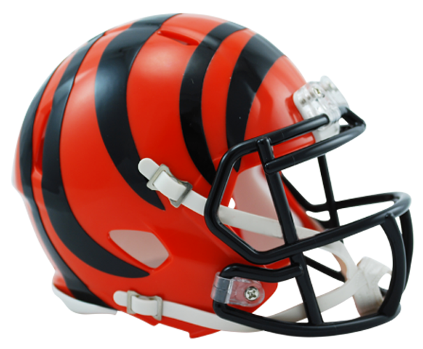 Cincinnati Bengals NFL Mini Speed