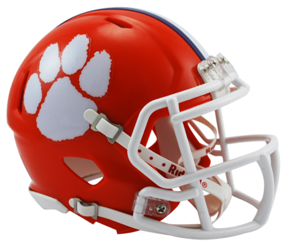 Clemson Tigers NCAA Mini Speed