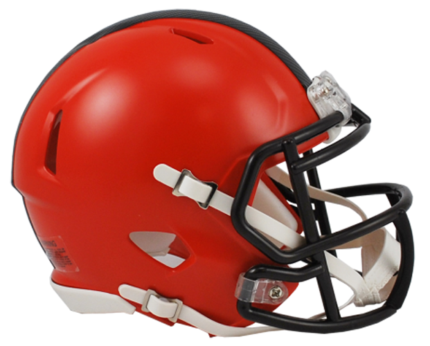 Cleveland Browns NFL Mini Speed