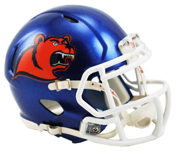 Coast Guard Bears NCAA Mini Speed