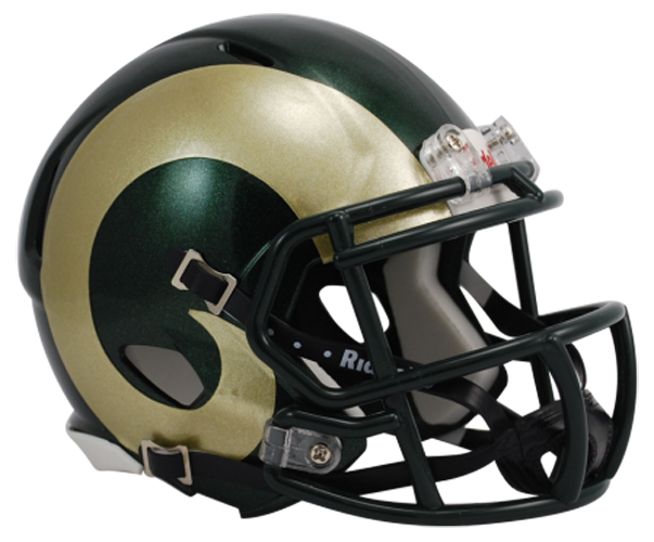 Colorado State Rams NCAA Mini Speed