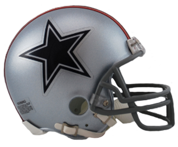 Dallas Cowboys 1976 Mini Throwback