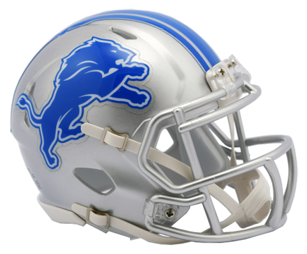 Detroit Lions NFL Mini Speed