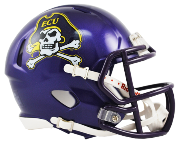 East Carolina Pirates NCAA Mini Speed