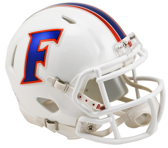 Florida Gators NCAA Mini Speed 2015 White