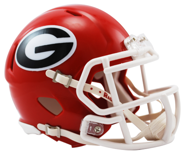 Georgia Bulldogs NCAA Mini Speed