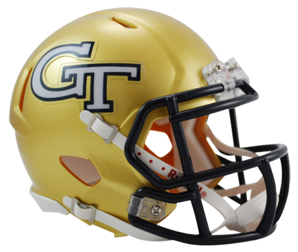 Georgia Tech Yellow Jackets NCAA Mini Speed