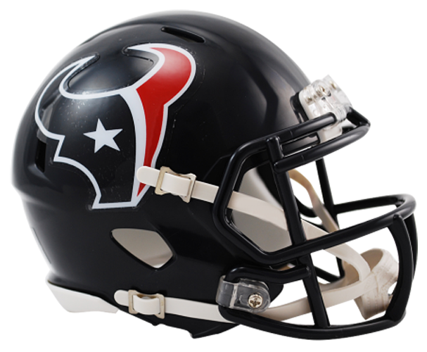 Houston Texans NFL Mini Speed