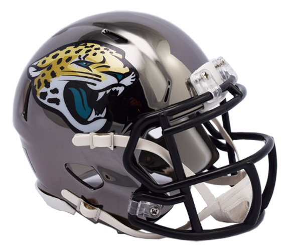 Jacksonville Jaguars NFL Mini Chrome Speed NEW 2018