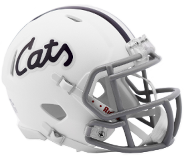 "Kansas State Wildcats NCAA Mini Speed ""Cats"""
