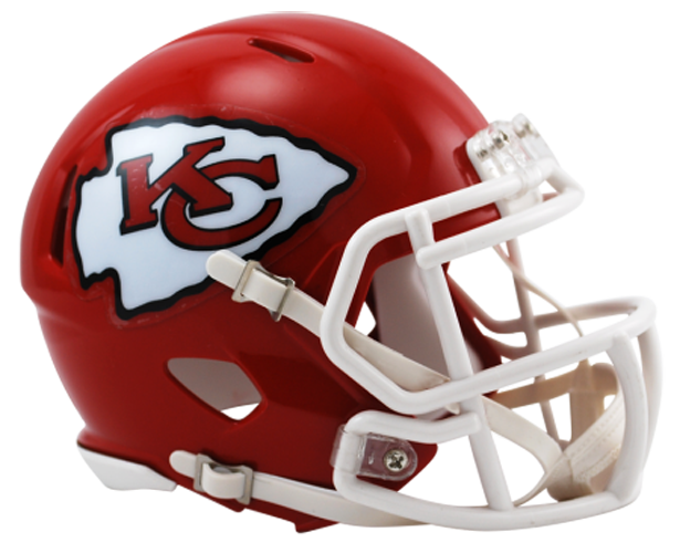 Kansas City Chiefs NFL Mini Speed