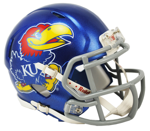Kansas Jayhawks NCAA Mini Speed