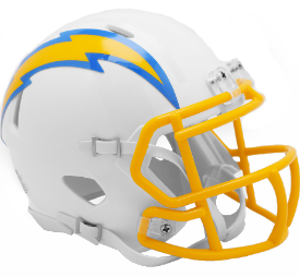 Los Angeles Chargers NFL Mini Speed 2020