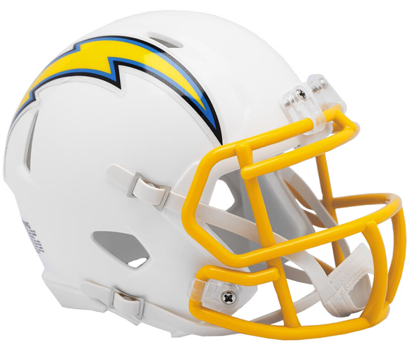 Los Angeles Chargers NFL Mini Speed 2019
