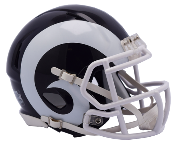 Los Angeles Rams NFL Mini Speed