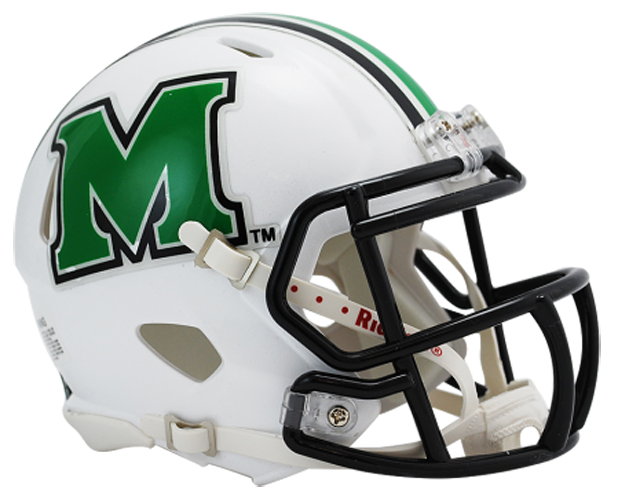 Marshall Thundering Herd NCAA Mini Speed