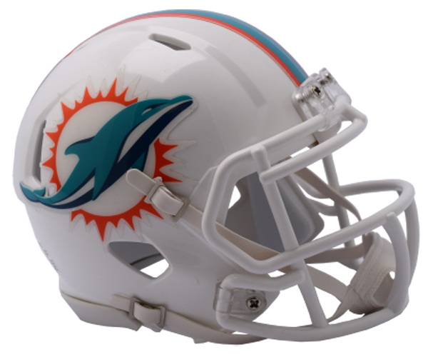 Miami Dolphins NFL Mini Speed