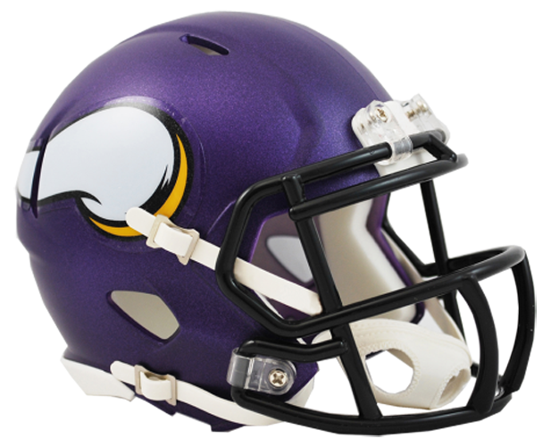 Minnesota Vikings NFL Mini Speed