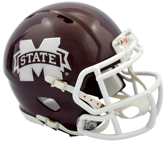 Mississippi State Bulldogs NCAA Mini Speed
