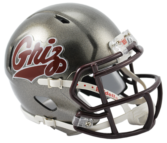 Montana Grizzlies NCAA Mini Speed 2015