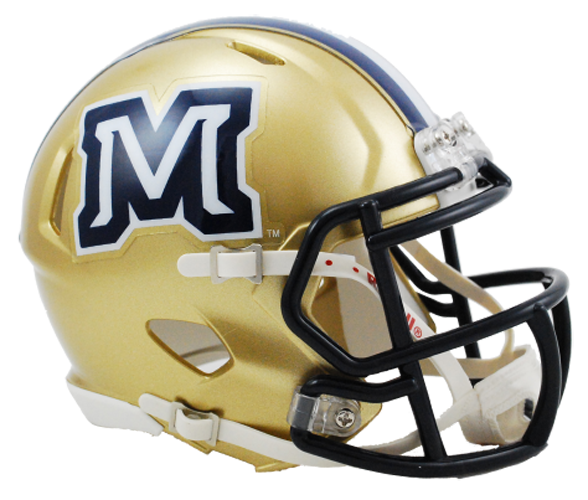 Montana State Bobcats NCAA Mini Speed