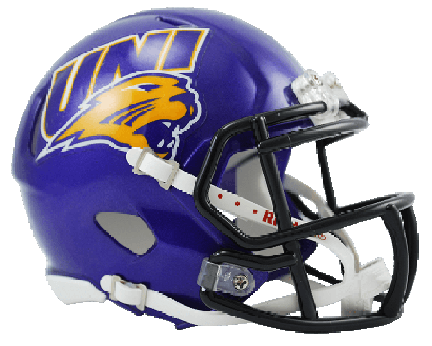 Northern Iowa Panthers NCAA Mini Speed