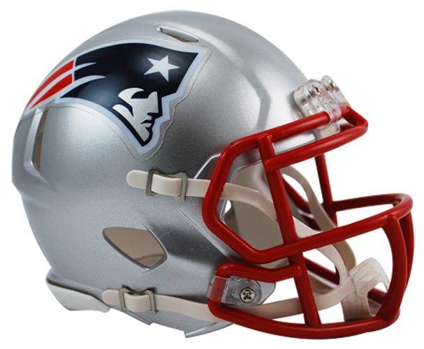 New England Patriots NFL Mini Speed