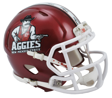 New Mexico State Aggies NCAA Mini Speed - Click Image to Close