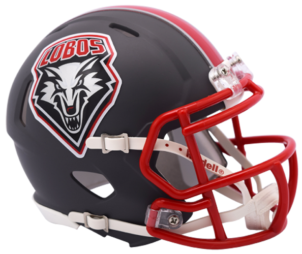 New Mexico Lobos NCAA Mini Speed