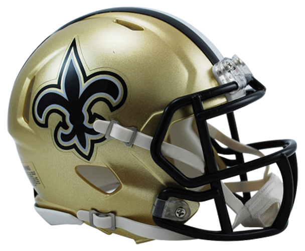New Orleans Saints NFL Mini Speed