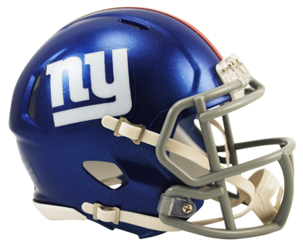 New York Giants NFL Mini Speed