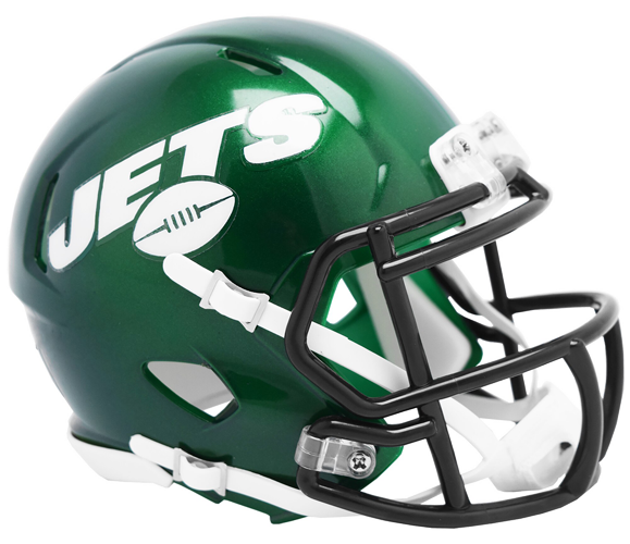 New York Jets NFL Mini Speed 2019
