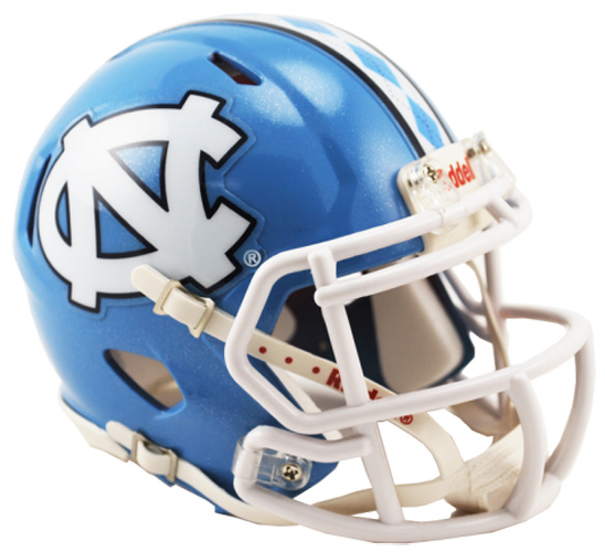 North Carolina Tar Heels NCAA Mini Speed 2015