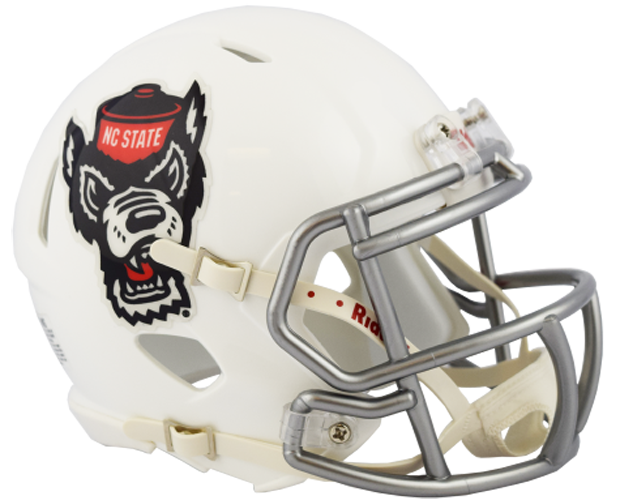 North Carolina State Wolfpack NCAA Mini Speed Ice Wolf