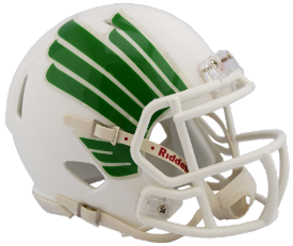North Texas Mean Green NCAA Mini Speed