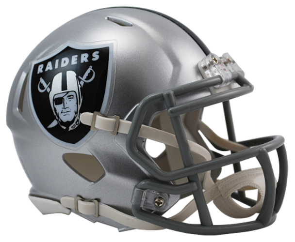 Las Vegas Raiders NFL Mini Speed