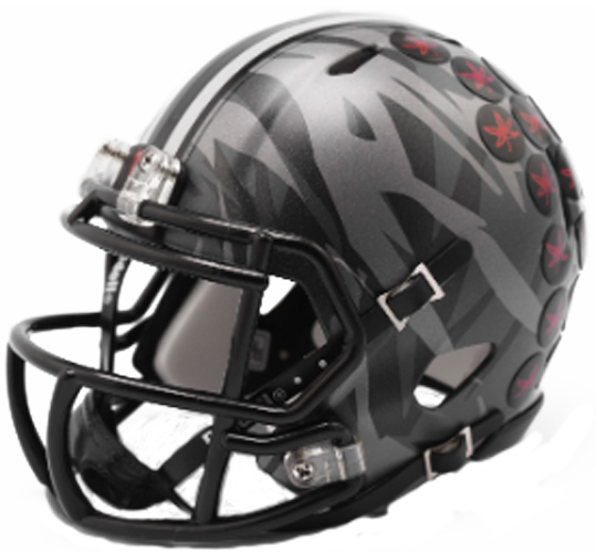 Ohio State Buckeyes NCAA Mini Speed 2017 Alt Camo