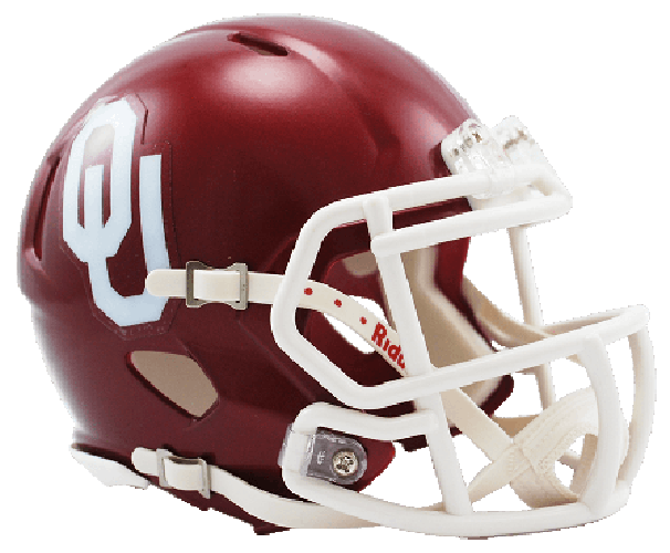 Oklahoma Sooners NCAA Mini Speed