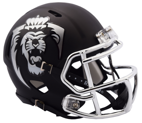 Old Dominion Monarchs NCAA Mini Speed Matte Black