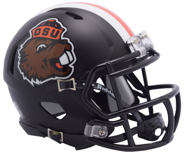 Oregon State Beavers NCAA Mini Speed Retro Benny