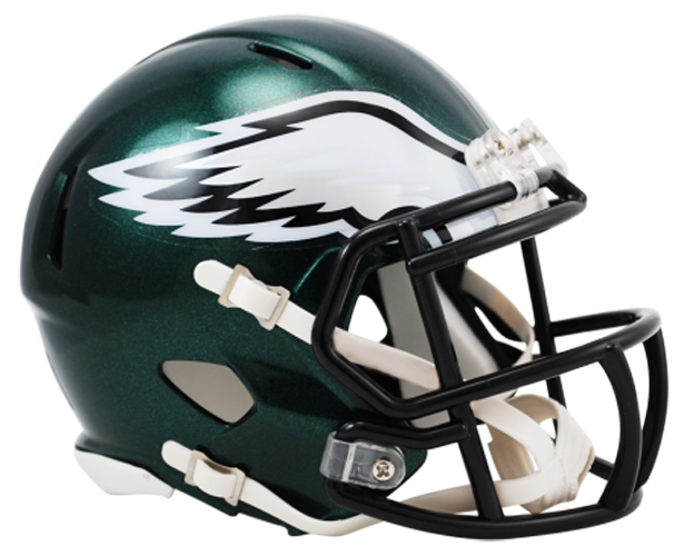 Philadelphia Eagles NFL Mini Speed