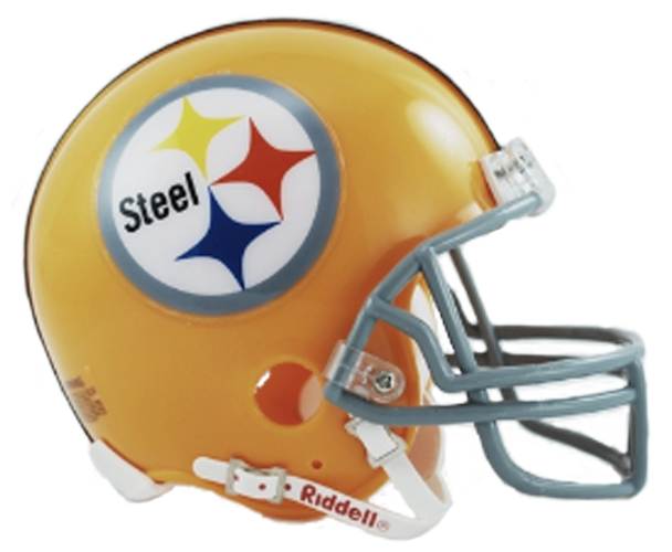 Pittsburgh Steelers 1962 Mini Throwback