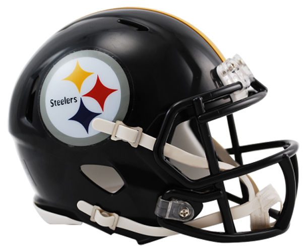 Pittsburgh Steelers NFL Mini Speed