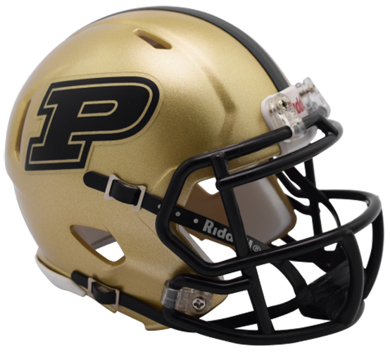Purdue Boilermakers NCAA Mini Speed