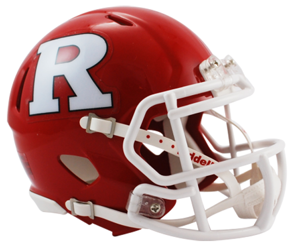 Rutgers Scarlet Knights NCAA Mini Speed